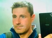 Francisco Gómez en una fotografía que envió a una de sus víctimas.