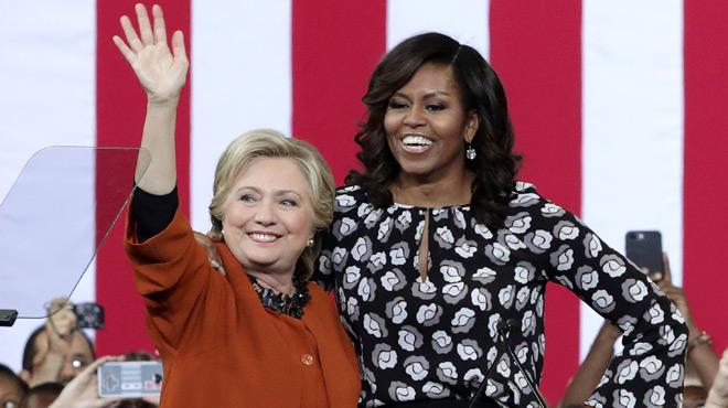 """Michelle Obama: """"Aquestes no són unes eleccions normals"""""""