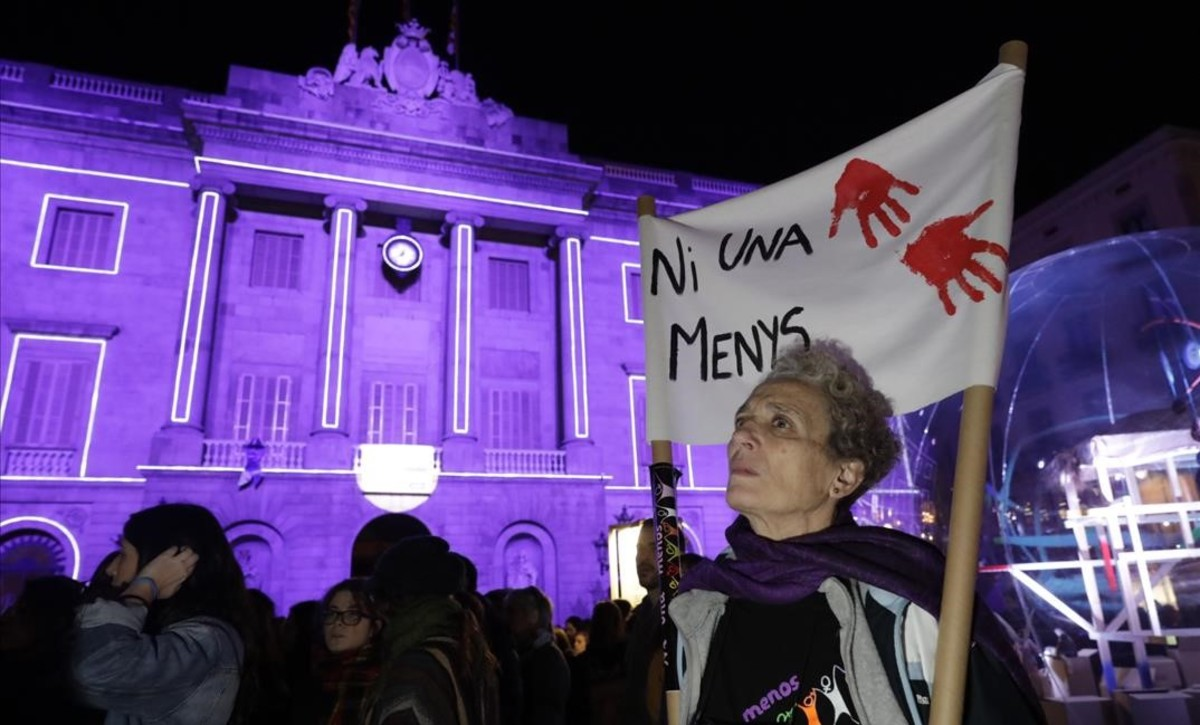 12.000 dones denuncien violència masclista cada mes