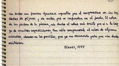Una peça en el puzle de la memòria de Bolaño