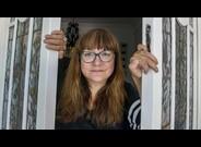 Isabel Coixet, directora de 'Nadie quiere la noche', película que opta a nueve premios Goya.