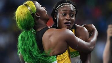 Jamaica corre com ningú