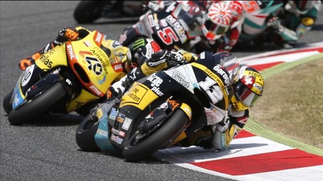 El campió Zarco entra en la lluita de Moto2