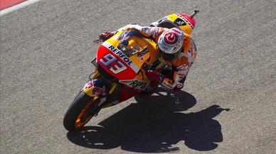 MotoGP: el Gran Premi d'Aragó, en directe 'on line'