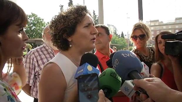 Juana Rivas demana al jutjat que escoltin el seu fill