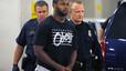 Detingut un altre jugador de futbol americà per agredir una dona i un nen