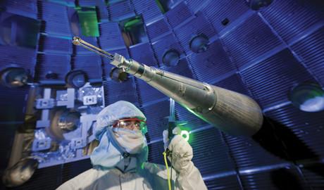 Gran paso para la fusión nuclear 'rentable'