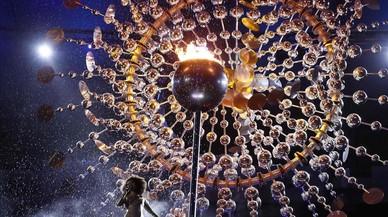 Un petit 'Carnaval' acomiada els Jocs de Rio 2016