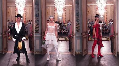 Palomo Spain lleva a París su moda cañí