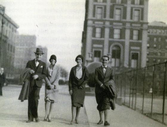 Lorca en Nueva York