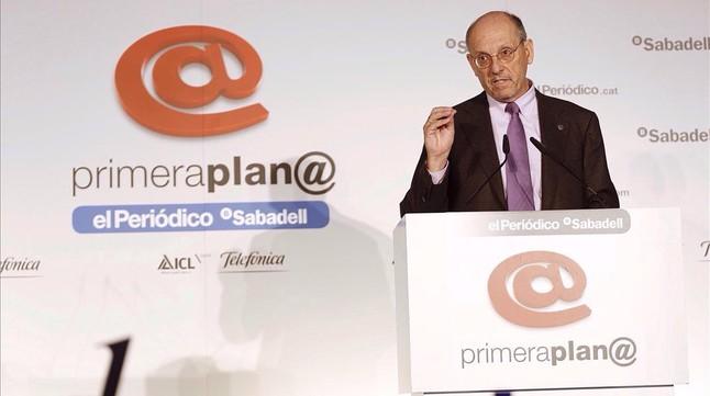"""Mariano Marzo: """"El 'fracking' ha cambiado el equilibrio geopolítico mundial"""""""
