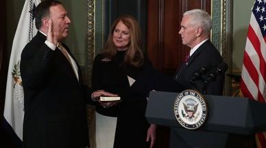 El Senado de EEUU confirma a Mike Pompeo como director de la CIA