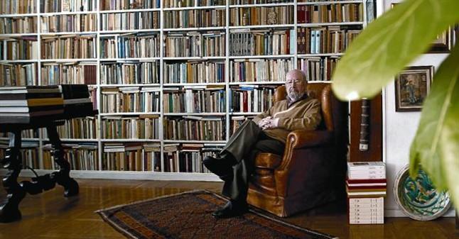 José Manuel Caballero Bonald: «Todo poema tiene algo de última voluntad»