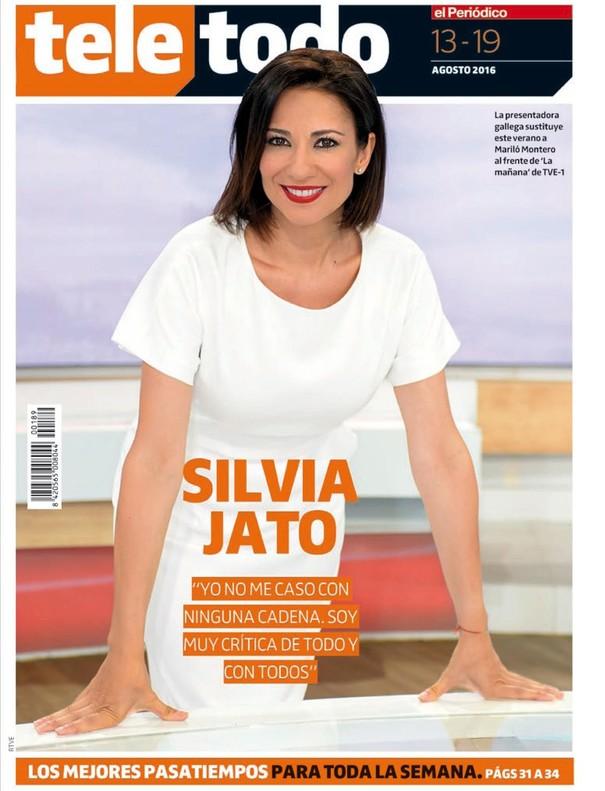 Silvia Jato, veterania a 'La mañana' de TVE-1