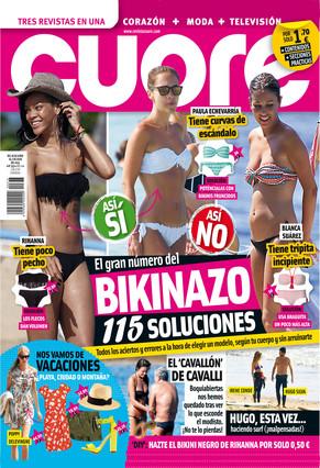 Hugo Silva sigue cogiendo olas en Portugal junto a su nueva chica