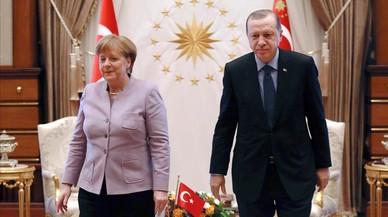 Un estado alemán prohibirá los mítines de extranjeros