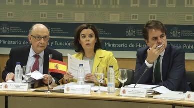 El Gobierno central activa la vigilancia en los ayuntamientos contra el referéndum unilateral