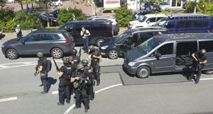 �LTIMA HORA: Ilesos los rehenes del cine alem�n asaltado por un hombre armado