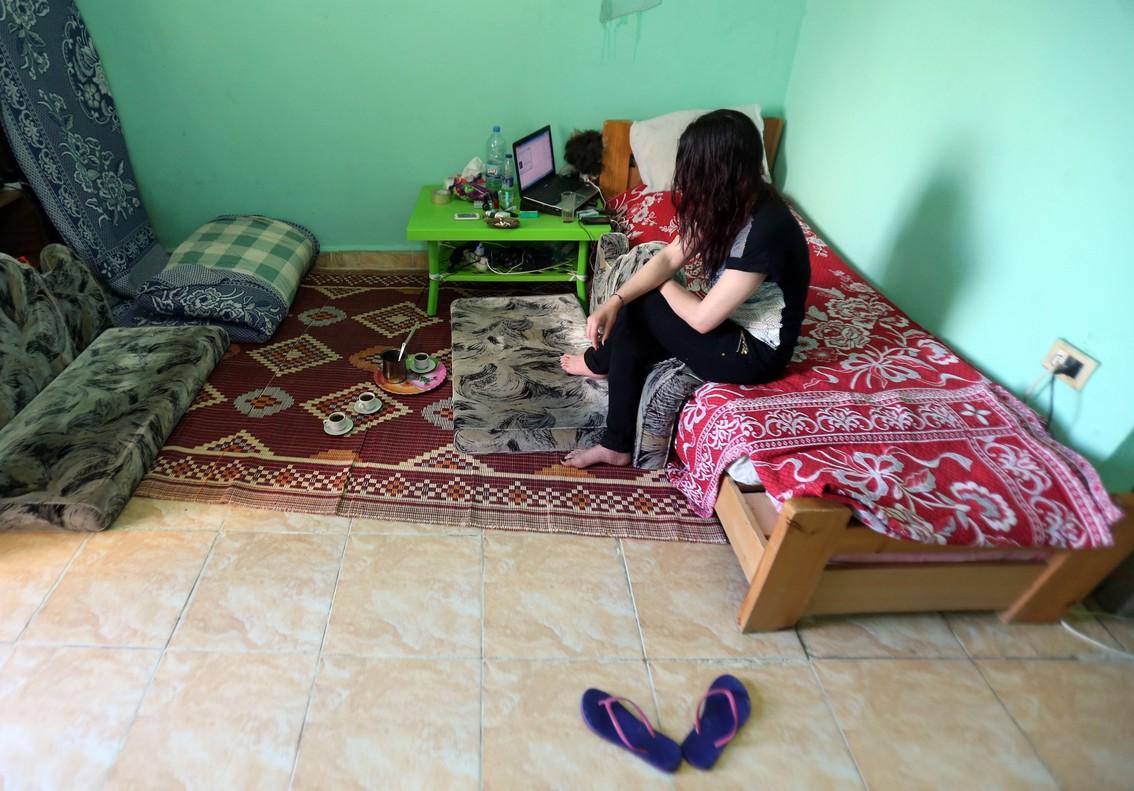 prostitución mujeres prostitutas sirias