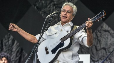 Caetano Veloso se suma al cartell del Guitar BCN