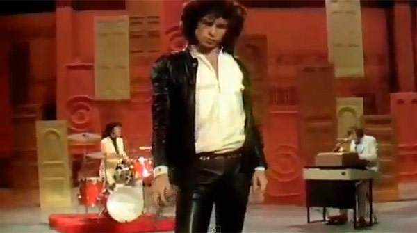 V�deo de 'Light my fire', de The Doors.