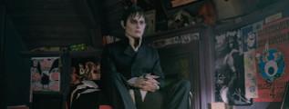 'Ombres tenebroses', comedia negra con Johnny Deep y Tim Burton, en TV-3