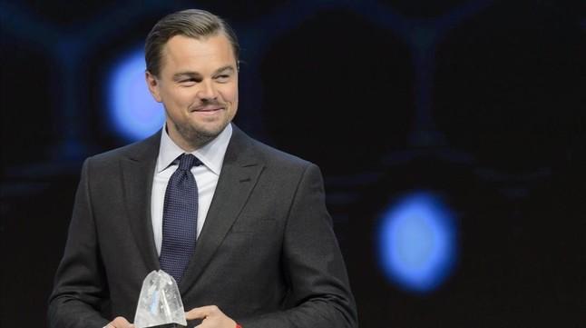 DiCaprio dona 15 millones a proyectos medioambientales