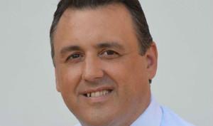 Óscar Bermán, presidente y consejal del PPC en Palafolls.
