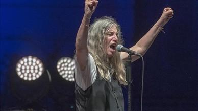 Patti Smith representarà Dylan a la cerimònia del Nobel