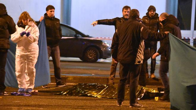 Muere tiroteado en Milán el presunto autor del ataque contra el mercadillo de Berlín