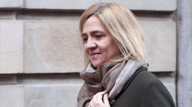 supremo censura manos limpias pedir condena desmesurada infanta