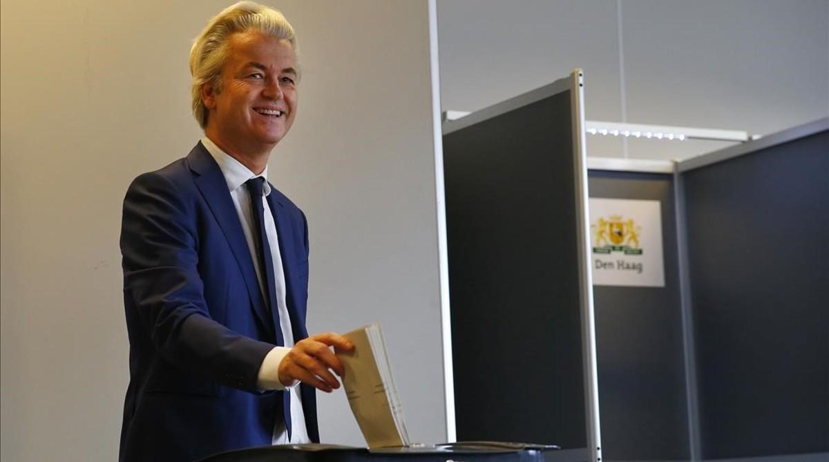 Holanda, primer asalto ultra en Europa