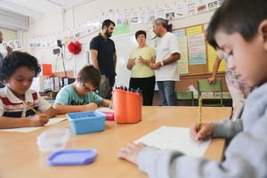 Terrassa inicia el curso escolar con más de 32.000 alumnos.
