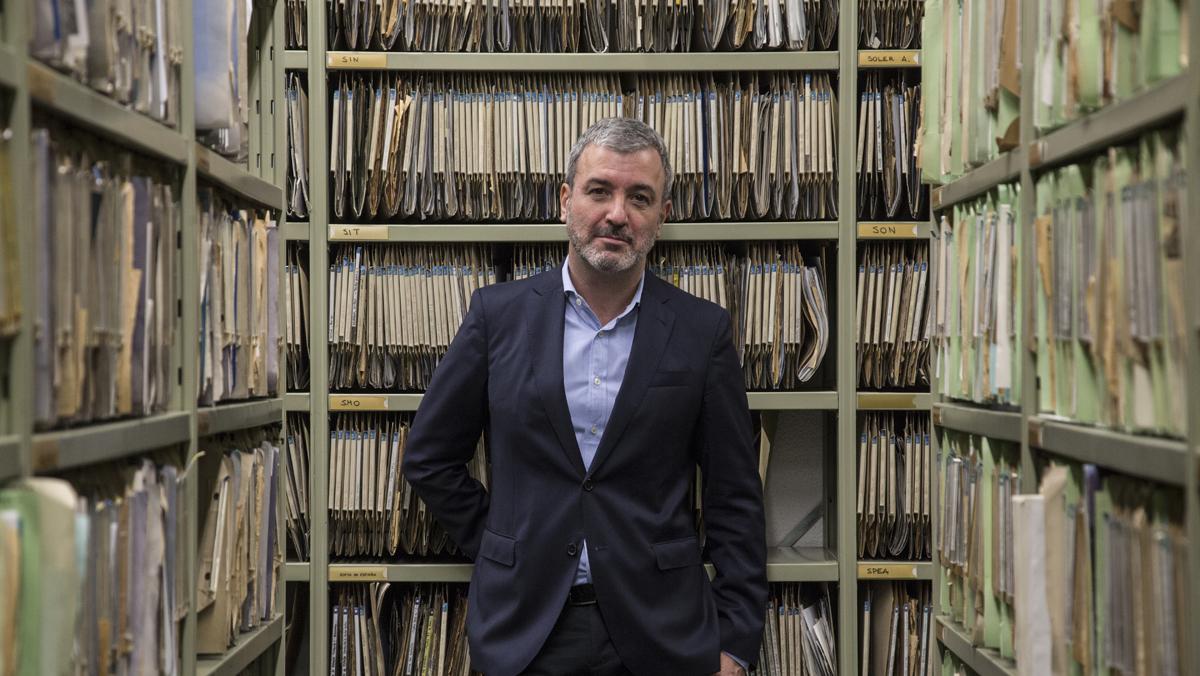 Entrevista Jaume Collboni