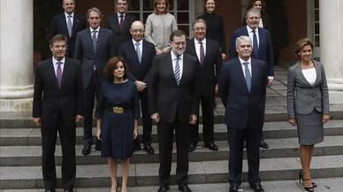 L'un x un (futbolístic) del Govern espanyol