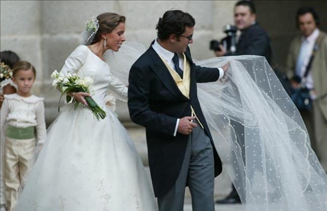 La 'trama G�rtel' pag� parte de la boda de la hija de Aznar, seg�n 'El Pa�s'