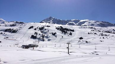 Bones expectatives per a l'últim tram de la temporada d'esquí