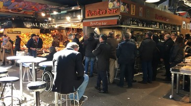 Barcelona posa en marxa un projecte per recuperar l'essència de la Boqueria