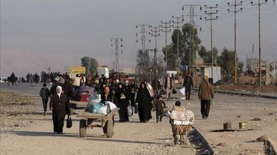 Doble atentado del Estado Islámico en Bagdad mientras el Ejército iraquí avanza en Mosul