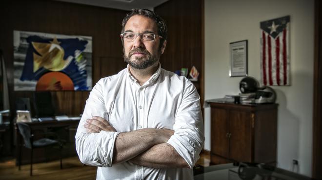 Entrevista a Juli Fern�ndez, alcalde de Sabadell