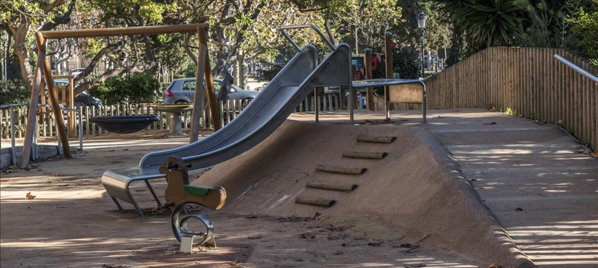 Bcn necesita m s parques infantiles inclusivos editorial for Parques ninos barcelona