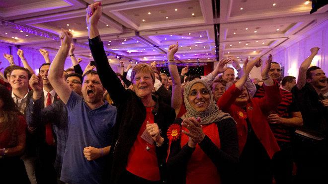 Escòcia diu 'no' a la independència