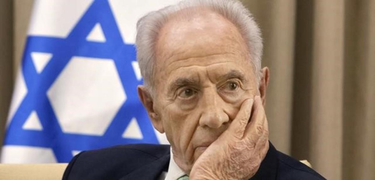 El expresidente de Israel, Shimon Peres.