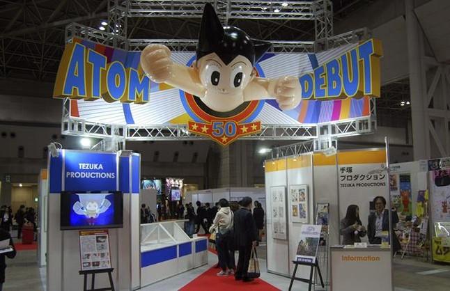 Tokio rinde homenaje a 'Astro Boy'
