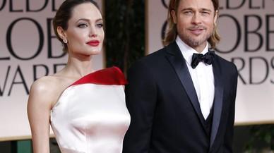 Brad Pitt vol la custòdia compartida dels sis fills que té amb Angelina Jolie