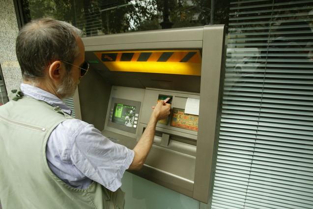 La morosidad de la banca marca un nuevo r cord en septiembre for Dinero maximo cajero