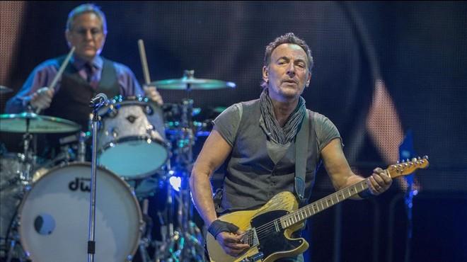 Bruce Springsteen fa memòria musical