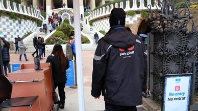 El exparque Güell de Barcelona