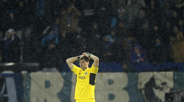 """""""Casillas nos ha costado partidos, la Liga y nuestra eliminaci�n de la Champions"""""""