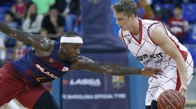 El Barça esclafa el Fuenlabrada al Palau (87-53)